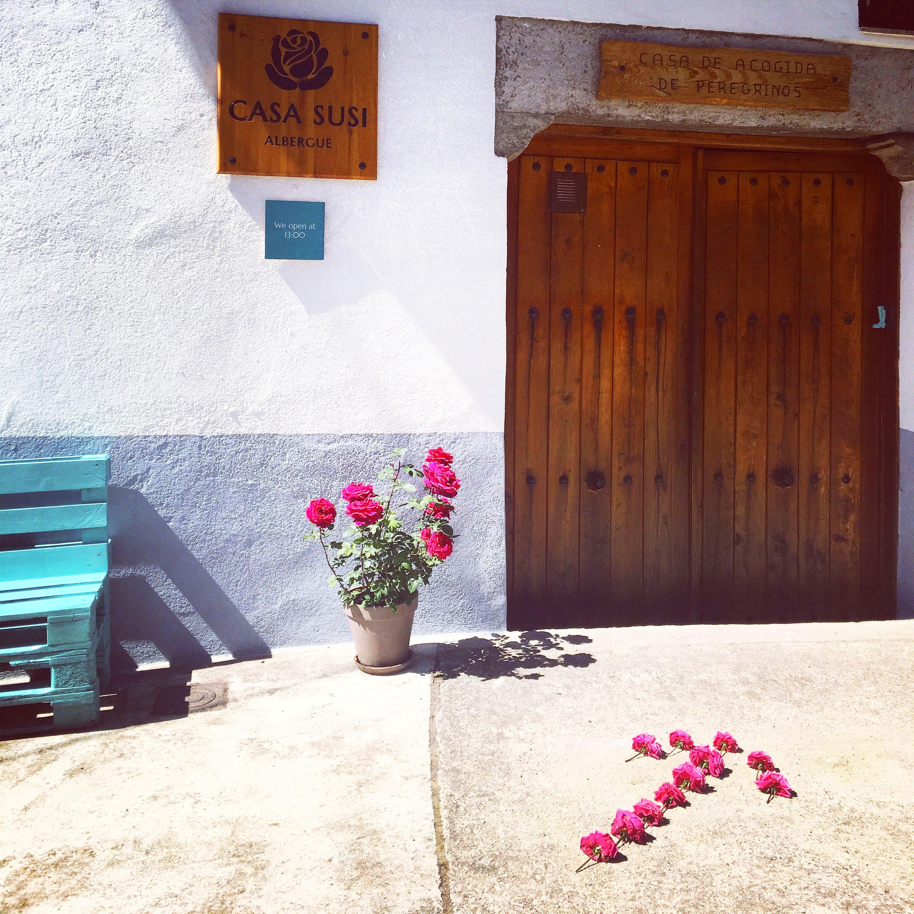 Casa Susi provides an oasis of love and support for pilgrims in Trabadelo