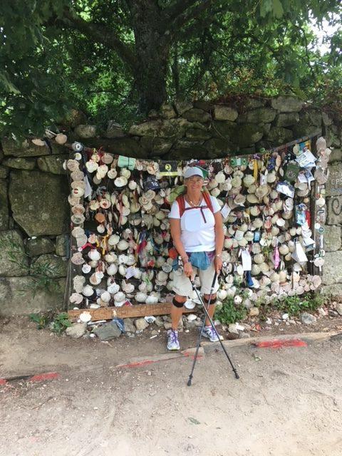 Cheryl relives her Camiño Portuguese experience through the Virtual Camino