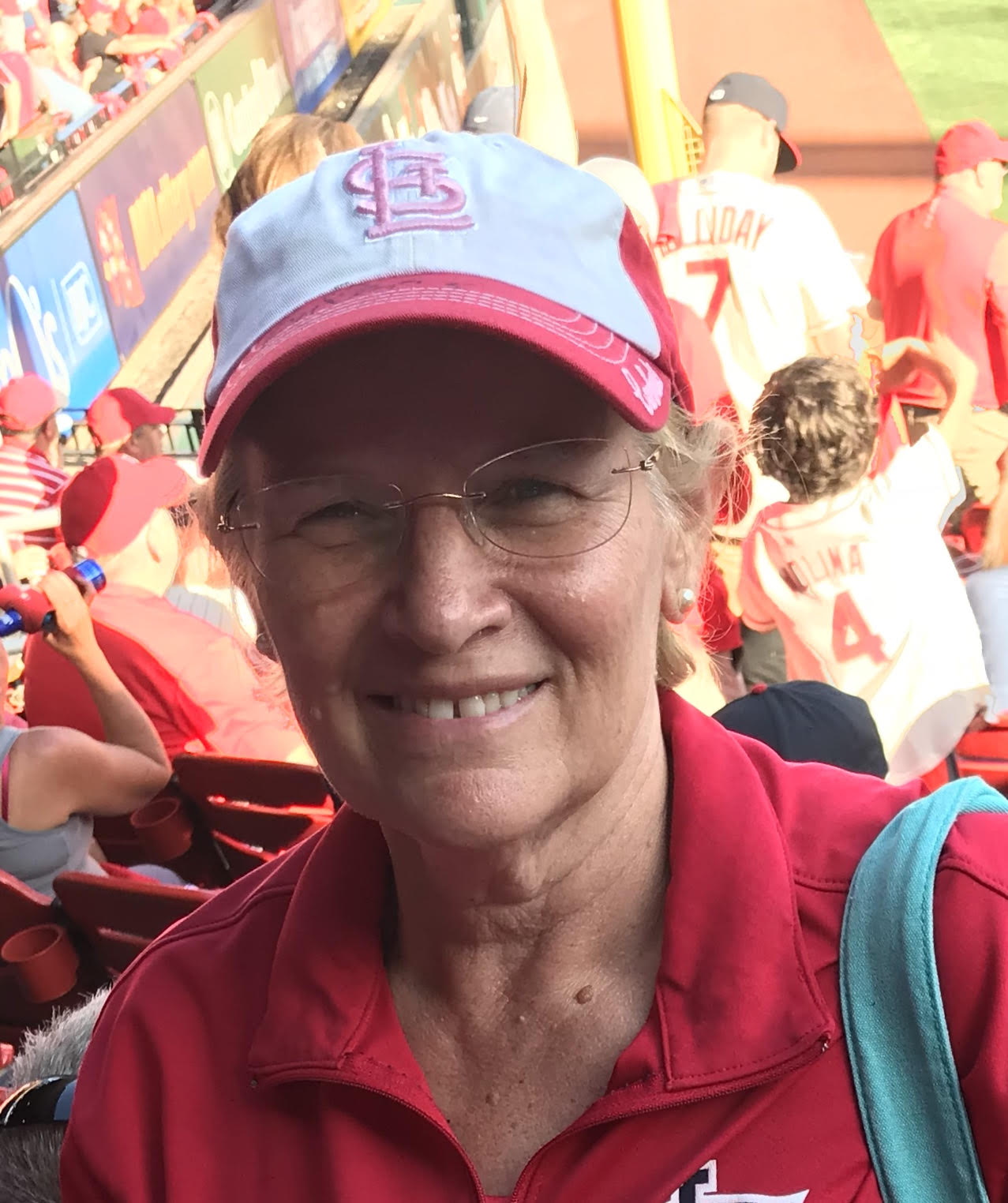 """Phyllis Hegger plans to be a part of this """"Camino walking world"""" for the rest of her life"""