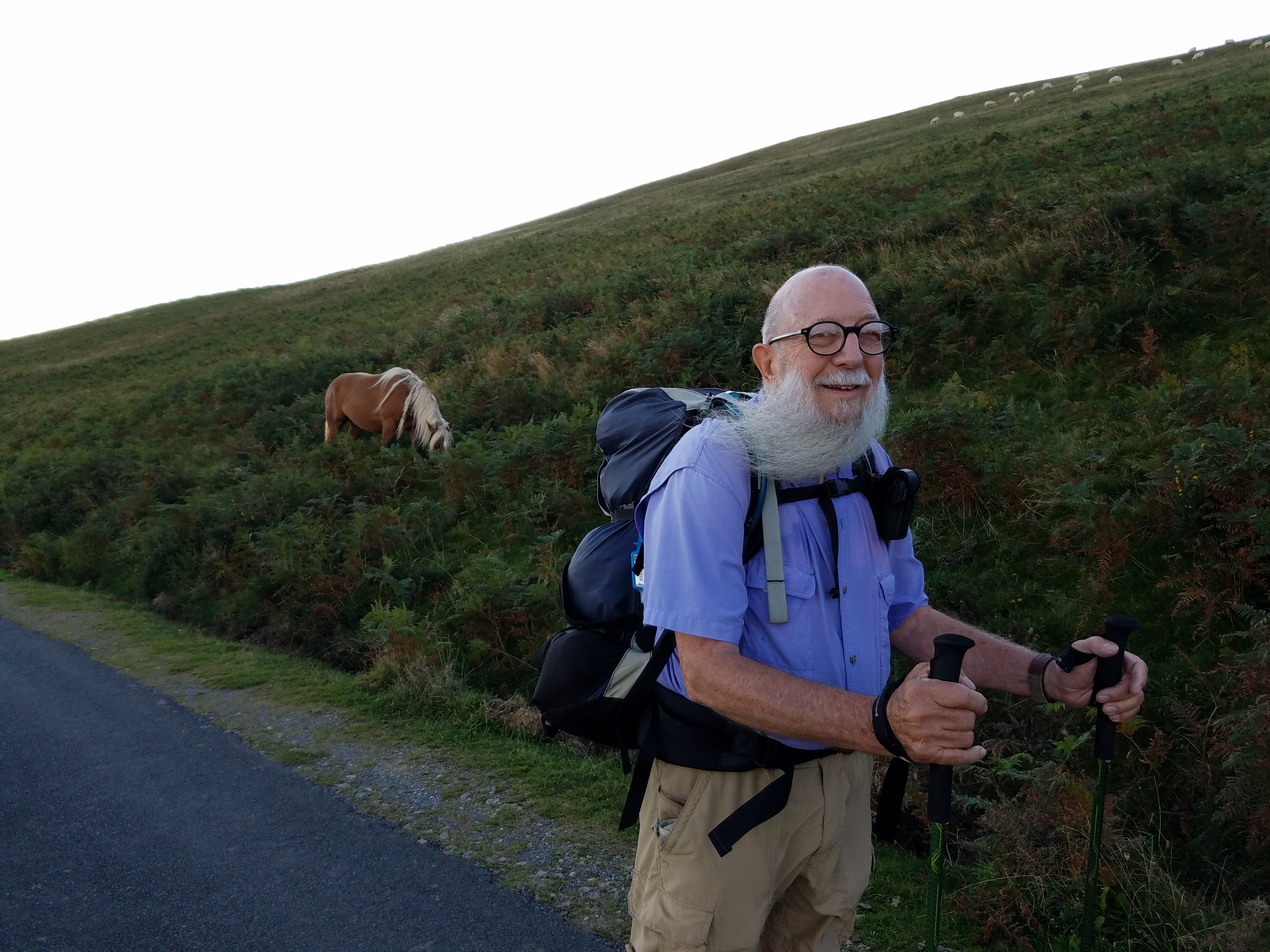 CfG hiker Wil Reding shares his story