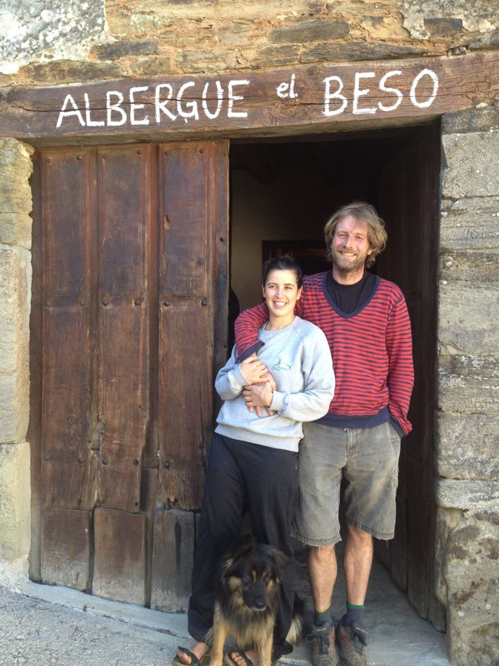 Albergue owners Marijn and Jessica share their Camino love story